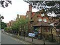 TQ4296 : Staples Road Junior School by Roger Jones