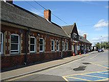 TM0932 : Manningtree Station  by Roger Jones