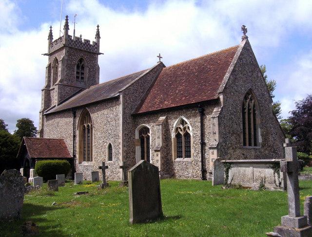 St Mary the Virgin church, Widdington, Essex