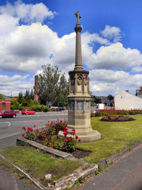 War Memorial, Swalwell