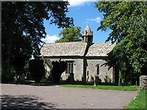 ST8080 : St Mary's Church, Acton Turville by David Purchase