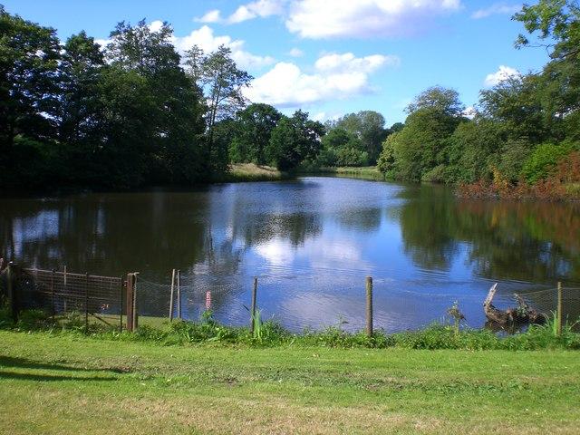 The Lake Whitmore Hall