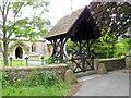 ST6013 : Lych gate, The Church of St Mary Magdalene by Maigheach-gheal