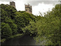 NZ2742 : River Wear and Durham Cathedral by David Dixon