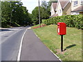 TL2862 : Ermine Street South & Papworth Everard L/B Postbox by Geographer