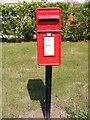 TL2862 : Papworth Everard L/B Postbox by Geographer