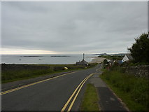 NU2424 : Low Newton-by-the-Sea by Peter Barr