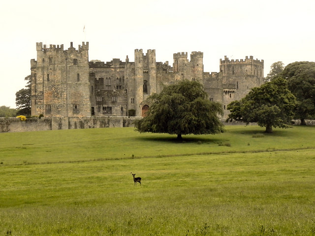 Raby Castle and Grounds