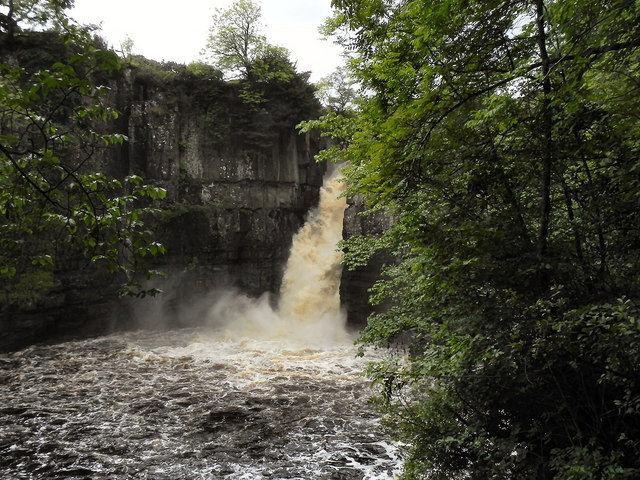 River Tees, High Force
