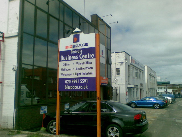 Perivale Business Centre, Wadsworth Road
