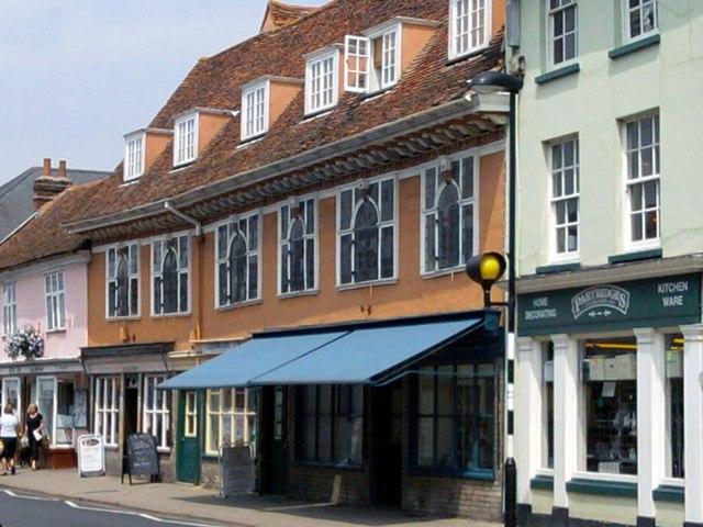 Shops On Hadleigh High Street