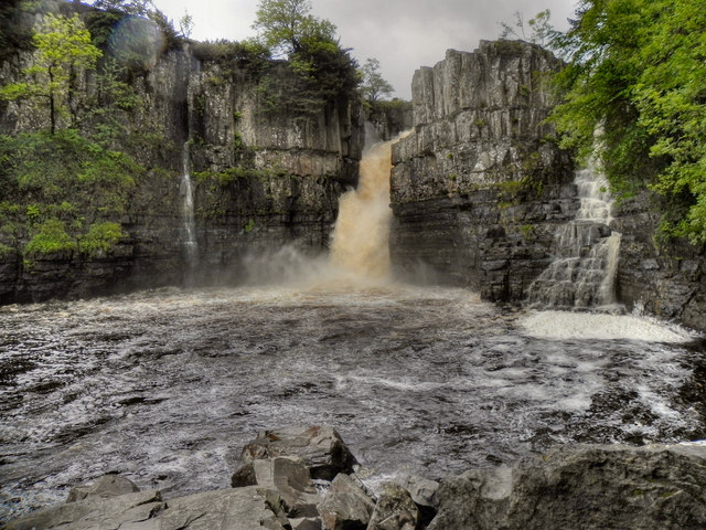 High Force, River Tees