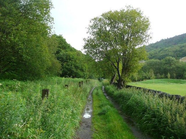 Hebden Royd Path 54, Mytholmroyd