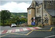 SE0125 : Hebden Royd Path 44, off Scout Road, Mytholmroyd by Humphrey Bolton