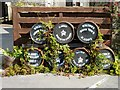 NX4254 : A Barrel of Fun by Andy Farrington