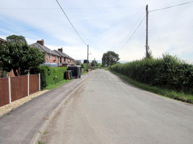 Hollowmoor Heath near Great Barrow