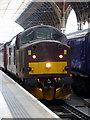 TQ2681 : Special Excursion Train, Paddington, London by Christine Matthews