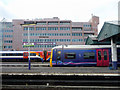 SU7173 : Reading Station, Berkshire by Christine Matthews