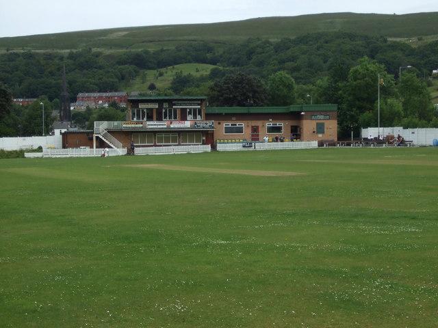 Walsden Cricket Club Pavilion
