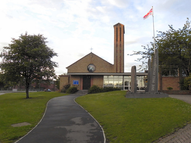The Parish Church of St Clare, Newton Aycliffe