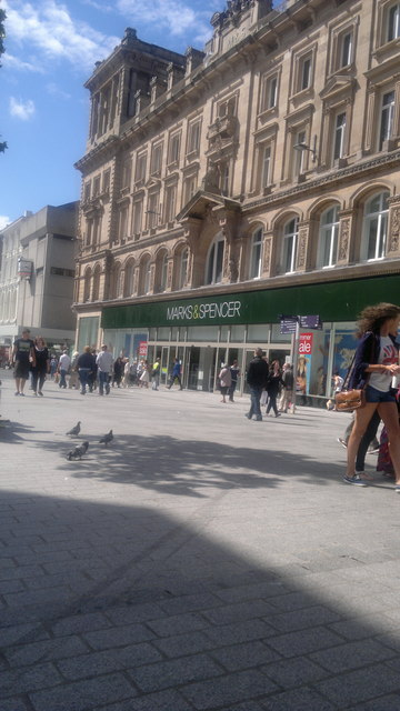 Marks & Spencer store, Liverpool