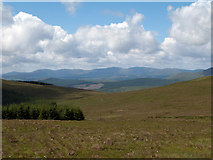 NX6898 : Western slope of Black Hill by Trevor Littlewood