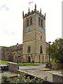 NZ0516 : St Mary's Parish Church, Barnard Castle by David Dixon
