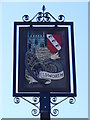 TL3163 : Elsworth Village Sign by Adrian Cable