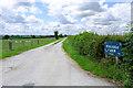 SP8531 : Lane to Borough Farm by Cameraman
