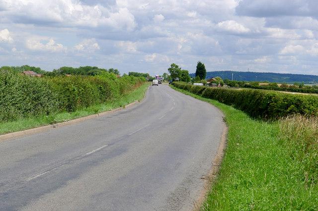 Road Leading to Bletchley, Milton Keynes