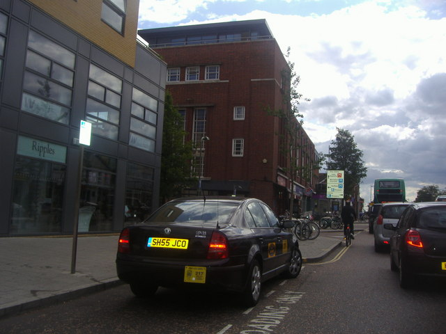 London Road Headington