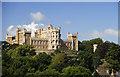 SK8233 : Belvoir Castle by Julian Dowse
