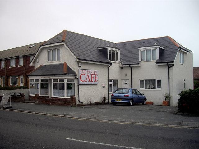 The Pantry Café, South Coast Road, Peacehaven