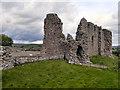 NY7914 : Brough Castle by David Dixon