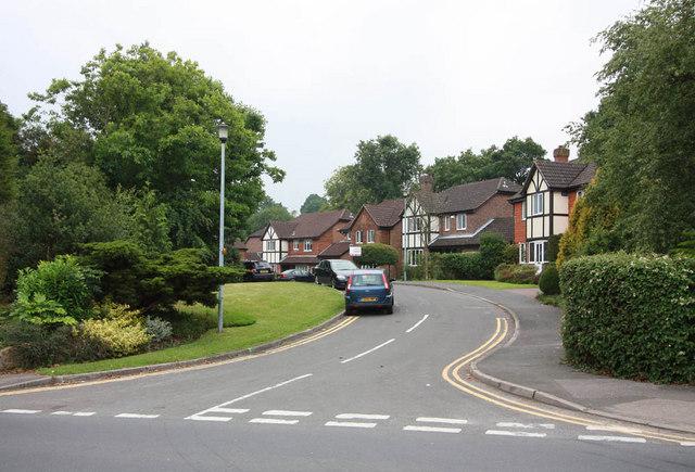 Graycoats Drive, Crowborough