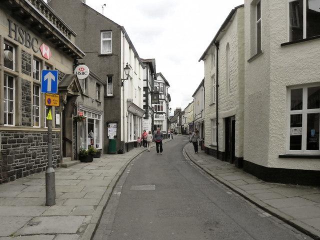 Sedbergh, Main Street
