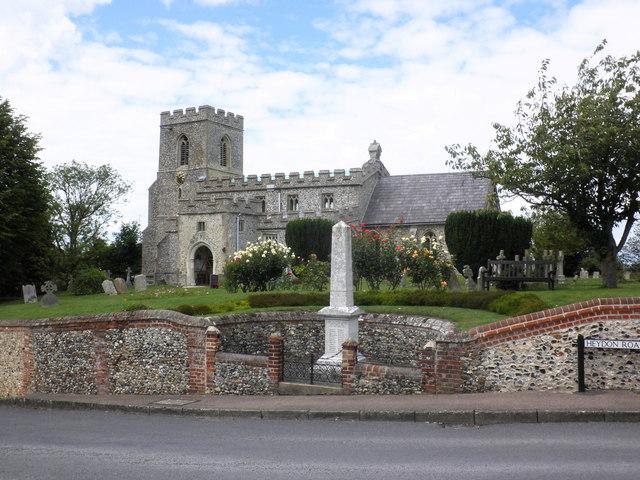 St Swithun's Church, Great Chishill