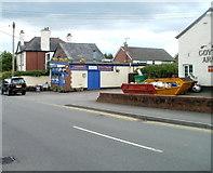 SO3204 : Goytre Fish Bar, Penperlleni by Jaggery