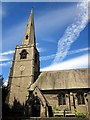 SJ5069 : St John the Evangelist's Church, Ashton Hayes by Jeff Buck