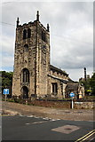 SE1039 : All Saints Church, Bingley by Roger Templeman