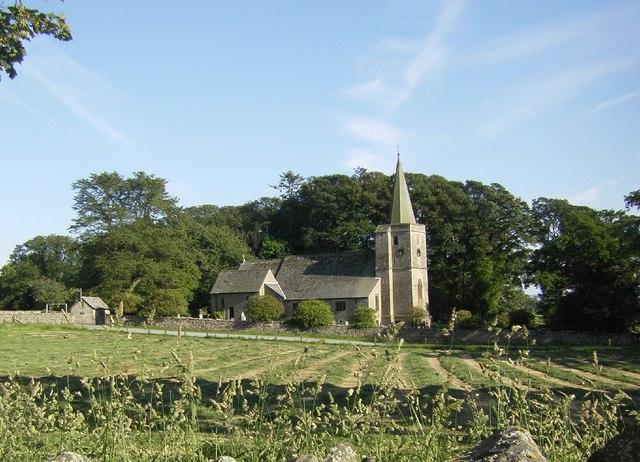 St Peter's Church, Leck