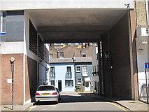 TQ2779 : Ovington Mews by Oast House Archive