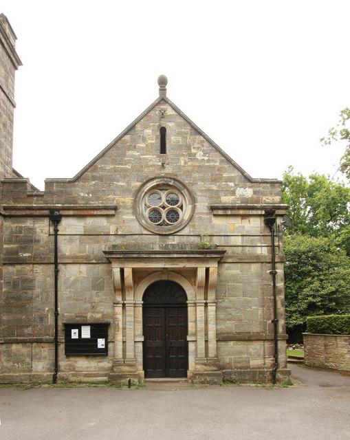 All Saints, Crowborough