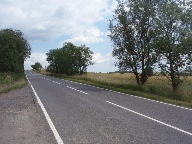 Road to Thurlby