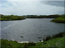 NG1793 : Loch Phlocrapoil by Dave Fergusson