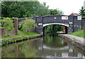 SJ9050 : Milton Bridge near Stoke-on-Trent by Roger  Kidd