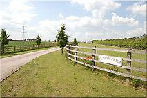 SK1409 : Fulfen Farm, Boley Park by Mick Malpass