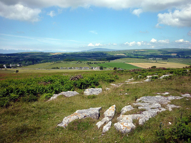 North west from Birkrigg Common