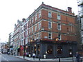 TQ2578 : The Blackbird pub, Earl's Court by Malc McDonald