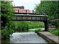 SJ9050 : Bridge No 19A near Milton, Stoke-on-Trent by Roger  Kidd